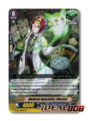 Medical Specialist, Vincent - G-FC04/064EN - RR