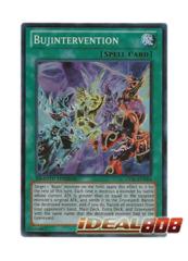 Bujintervention - LVAL-ENDE4 - Super Rare