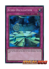 Echo Oscillation - PEVO-EN042 - Super Rare - 1st Edition