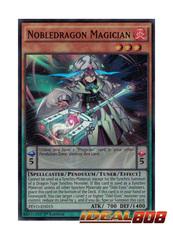 Nobledragon Magician - PEVO-EN015 - Super Rare - 1st Edition