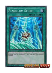 Pendulum Storm - PEVO-EN035 - Super Rare - 1st Edition