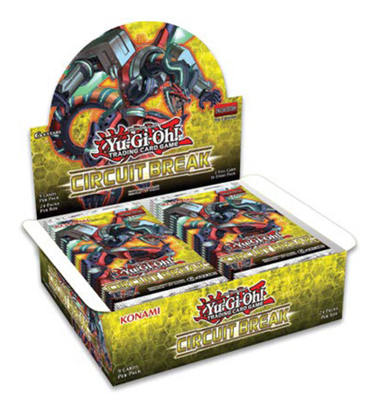 Circuit Break (1st Edition) Booster Box * PRE-ORDER Ships Oct.20