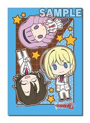 Bushiroad Cardfight!! Vanguard Sleeve Collection (70ct) Mini Extra Vol.29 G-Next Team Fukuhara High (Shion, Rin, Henri)
