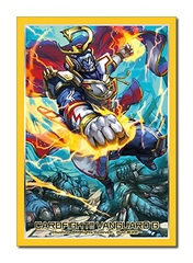 Bushiroad Cardfight!! Vanguard Sleeve Collection (70ct)Vol.262 Great Galactic Governor, Commander Laurel D