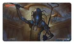 Magic the Gathering Hour of Devastation Playmat - The Scarab God (#86578)