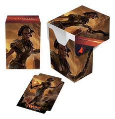 Magic the Gathering Hour of Devastation Deck Box - Samut, the Tested (#86576)