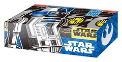 Star Wars [R2-D2] Vol.203 Bushiroad Storage Box (fits 400+ cards) [#706975]