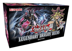 Yugioh Legendary Dragon Decks Box Set