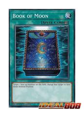 Book of Moon - YS17-EN025 - Common - 1st Edition