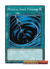 Mystical Space Typhoon - YS17-EN024 - Common - 1st Edition