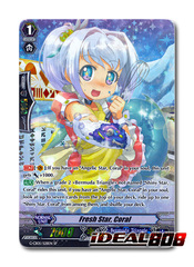 Fresh Star, Coral - G-CB05/S28EN - SP (Special Parallel Full Art)