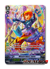 Miracle Voice, Lauris - G-CB05/S45EN - SP (Special Parallel Full Art)