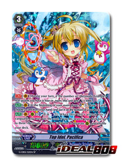 Top Idol, Pacifica - G-CB05/S21EN - SP (Special Parallel Full Art)