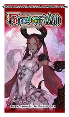 R01 Ancient Nights (English) Force of Will Booster Pack * PRE-ORDER Ships SEP.08