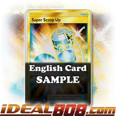 Super Scoop Up - 166/147 - Secret Rare