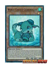 World Chalice Guardragon - COTD-EN021 - Ultra Rare - 1st Edition