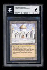 Arabian Nights Library of Alexandria BGS 9 [ID#0008261021]