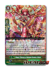 Flower Princess of Autumn Scenery, Verna - G-BT08/021EN - RR