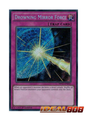 Drowning Mirror Force - MP17-EN041 - Secret Rare - 1st Edition