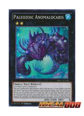 Paleozoic Anomalocaris - MP17-EN126 - Super Rare - 1st Edition