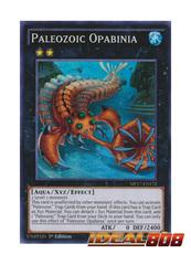 Paleozoic Opabinia - MP17-EN172 - Super Rare - 1st Edition