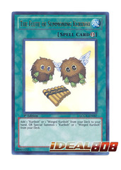 The Flute of Summoning Kuriboh - Ultra - LCGX-EN087 on Ideal808