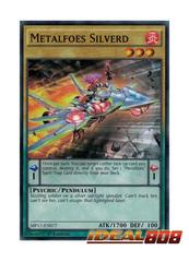 Metalfoes Silverd - MP17-EN077 - Common - 1st Edition