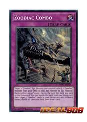 Zoodiac Combo - MP17-EN223 - Common - 1st Edition