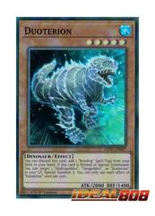 Duoterion - LEDU-EN037 - Super Rare - 1st Edition