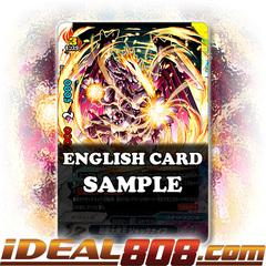 Interstellar Great Demon Lord, Jackknife [X-BT03A-UB01/0002EN RRR (FOIL)] English
