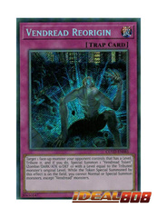 Vendread Reorigin - COTD-EN085 - Secret Rare - Unlimited Edition