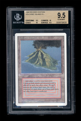 Revised Edition Volcanic Island BGS 9.5 [ID#0009759535]
