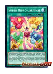Super Hippo Carnival - TDIL-EN053 - Common - 1st Edition