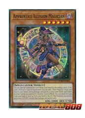 Apprentice Illusion Magician - LEDD-ENA03 - Ultra Rare - 1st Edition