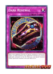 Dark Renewal - LEDD-ENA30 - Common - 1st Edition