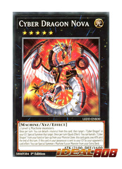 Cyber Dragon Nova - LEDD-ENB30 - Common - 1st Edition