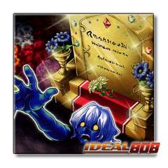 Overdone Burial - CIBR-EN063 - Secret Rare ** Pre-Order Ships Oct.20