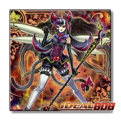 Trickstar Black Catbat - CIBR-EN044 - Ultra Rare ** Pre-Order Ships Oct.20