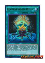 Machine Angel Ritual - DRL3-EN015 - Ultra Rare