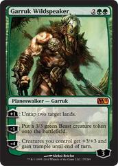 Garruk Wildspeaker - Foil on Ideal808