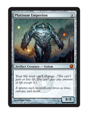 Platinum Emperion - Foil on Ideal808