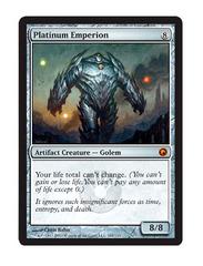 Platinum Emperion - Foil