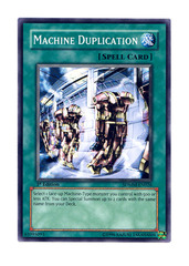 Machine Duplication -  SDMM-EN026  - Common - Unlimited Edition