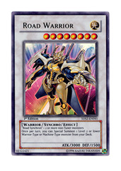 Road Warrior - 5DS2-EN041 - Unlimited on Ideal808