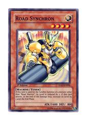 Road Synchron - 5DS2-EN006 - Super Rare - Unlimited Edition
