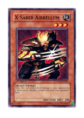 X-Saber Airbellum - 5DS2-EN019 - Unlimited on Ideal808