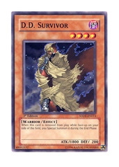 D.D. Survivor - SDDE-EN014 - Unlimited on Ideal808