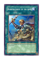 Reinforcement of the Army - SDDE-EN022 - Unlimited on Ideal808
