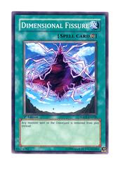 Dimensional Fissure - SDDE-EN028 - Common - Unlimited Edition