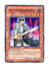 Field-Commander Rahz - SDWS-EN015 - Unlimited on Ideal808